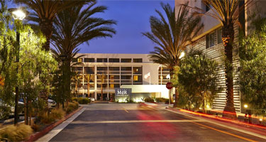 - Hotel MdR Marina del Rey- a Doubletree by Hilton