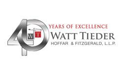 watt tieder 40 years of excellence